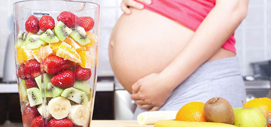 What Does A Healthy Pregnancy Diet Include Weight Loss