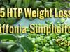 5 HTP Griffonia Simplicfoilia Review
